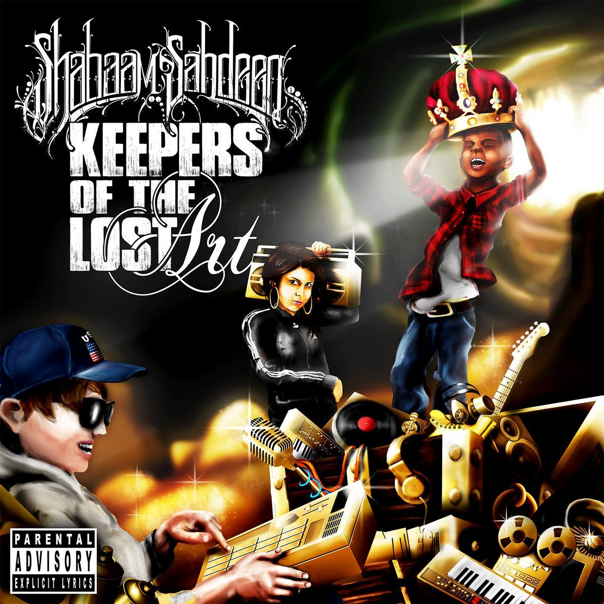 shabaam sahdeeq keepers of the lost art