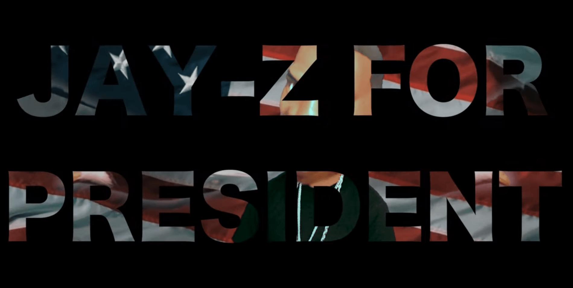 Jay-Z for President 2016