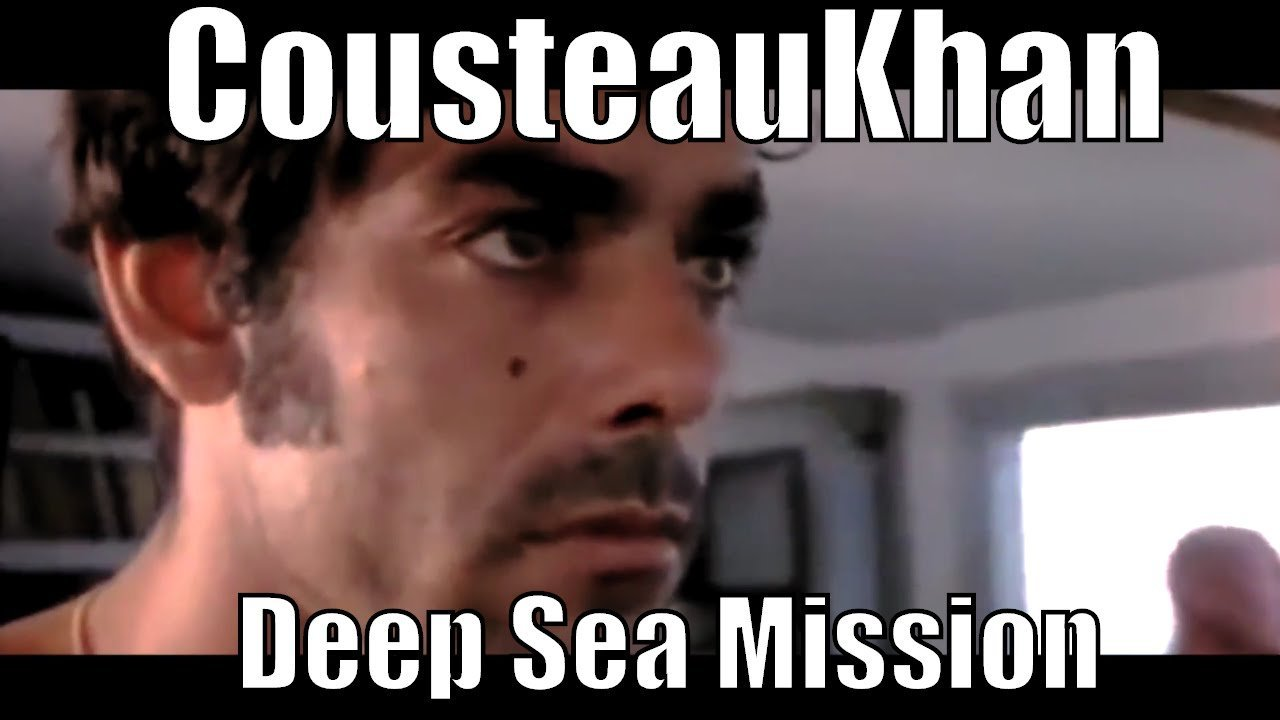 CousteauKhan - Deep Sea Mission (2016)