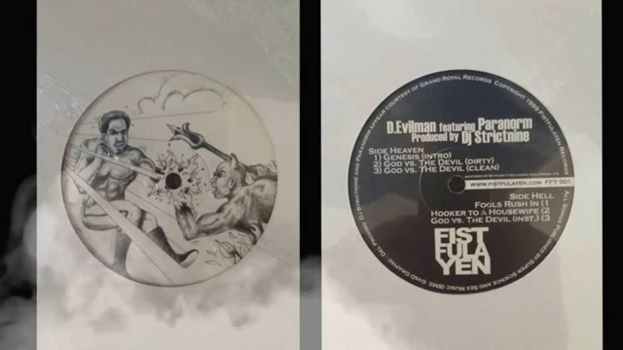 D.Evilman ftg Paranorm - Genesis (Intro) (1999)