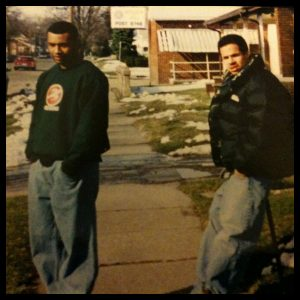 Dj Strictnine and Paranorm - South Bend City (Mixtape)