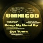 OMNIGOD – Keep My Head Up (12″ Vinyl Single) Side A