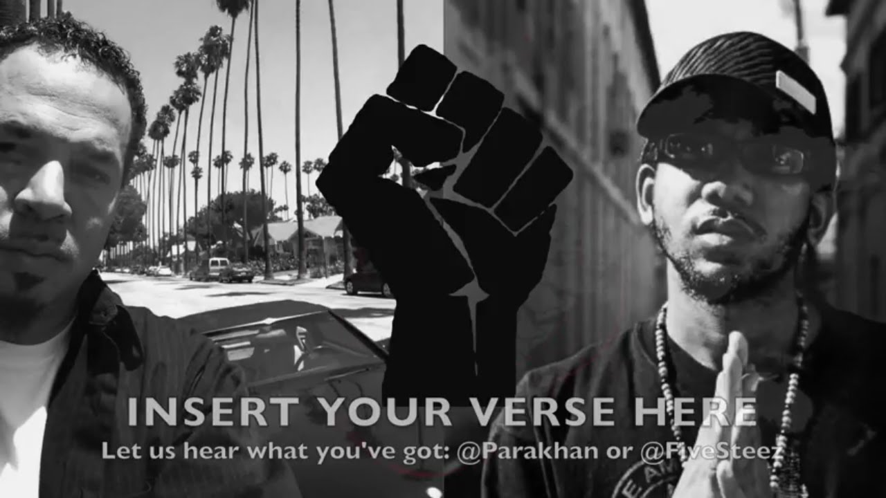 Parakhan - Black Fist Rap (ftg Five Steez) (2010)