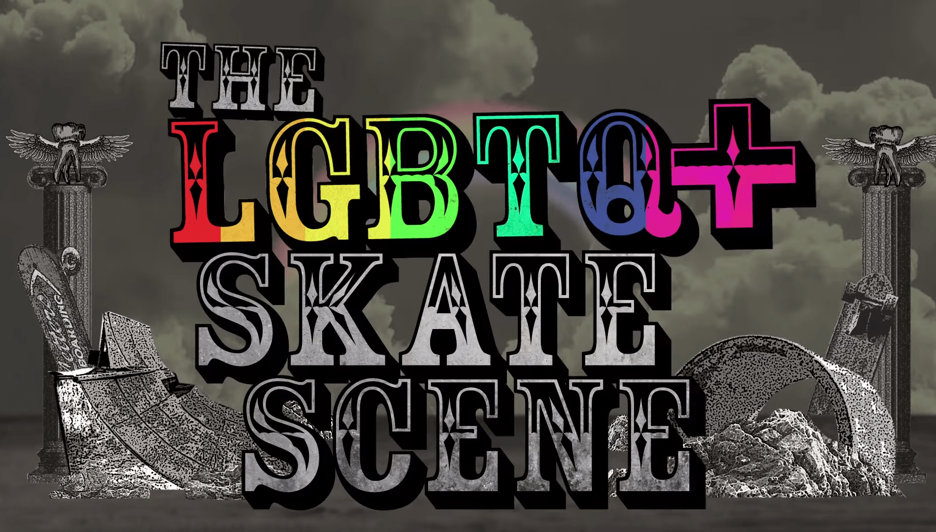 Loveletter To LGBTQ+ | Jeff Grosso's Loveletters to Skateboarding | VANS